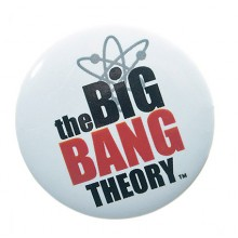THE BIG BANG THEORY - LOGO RINTAMERKKI