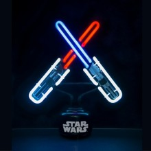 Star Wars Lightsaber Neonlamppu