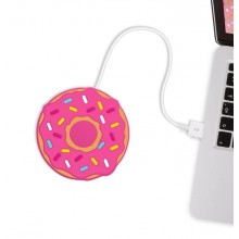 Kawaii Donut USB Kupinlämmitin