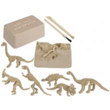 Kaivaussetti Dinosaurus