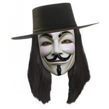 V för Vendetta Mask