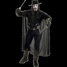 V For Vendetta Naamiaisasu