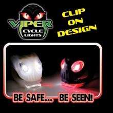 Viper LED Polkupyörälamput