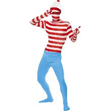 Where's Wally? Toinen Iho Naamiaisasu