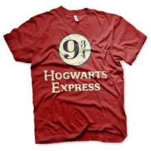 Harry Potter Hogwarts Express T-paita
