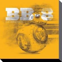 Star Wars Kanvaasi Bb-8 40 X 40 Cm