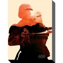 Star Wars Kanvaasi Flametrooper 60 X 80 Cm