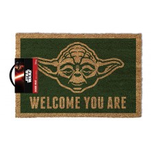 Star Wars Ovimatto Yoda Welcome You Are