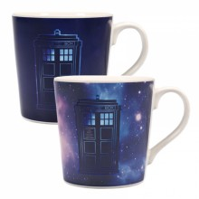 Dr Who Lämpöherkkä Muki Galaxy
