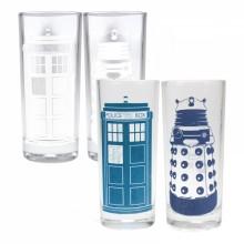 Dr Who Väriävaihtavat Lasit 2-pakkaus