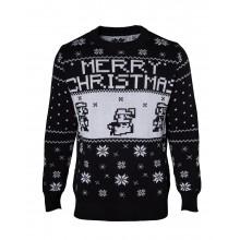 Joulupusero Nintendo Super Mario Christmas Musta
