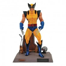 MARVEL SELECT WOLVERINE ACTIONHAHMO