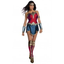 Wonder Woman Justice League Maskeraddräkt