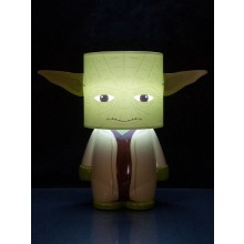 Star Wars LED Pöytälamppu Yoda