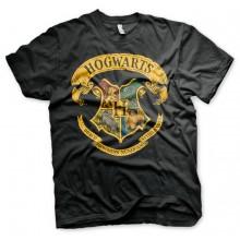 Harry Potter Hogwarts Crest T-paita