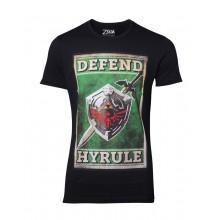 Zelda Defend Hyrule T-paita