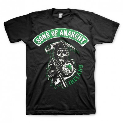 Sons Of Anarchy Ireland T-Paita