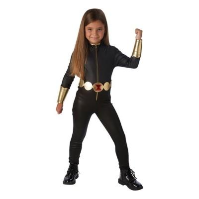 Black Widow Barnmaskeraddräkt 7-8 år