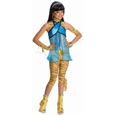 Cleo De Nile Barnmaskerddräkt