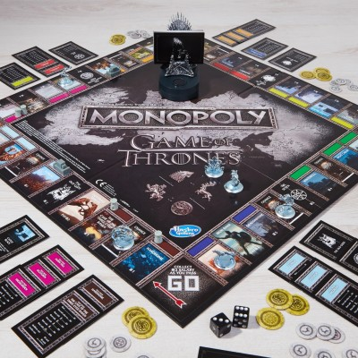 Game Of Thrones Monopoli
