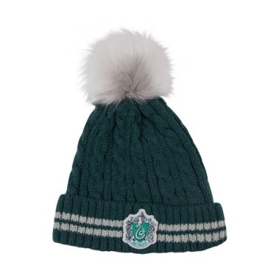 Harry Potter Pom Pom Mössa Slytherin