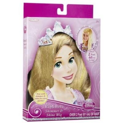 Barnperuk Rapunzel