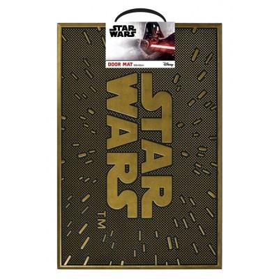 Star Wars Gummidörrmatta