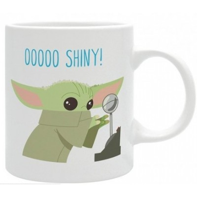 Star Wars the Mandalorian Baby Yoda Chibi Mugg